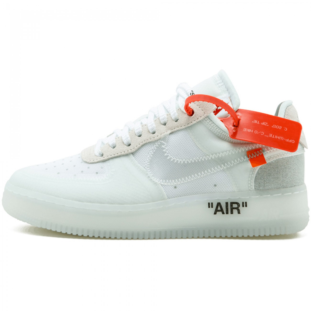 nike air force off white