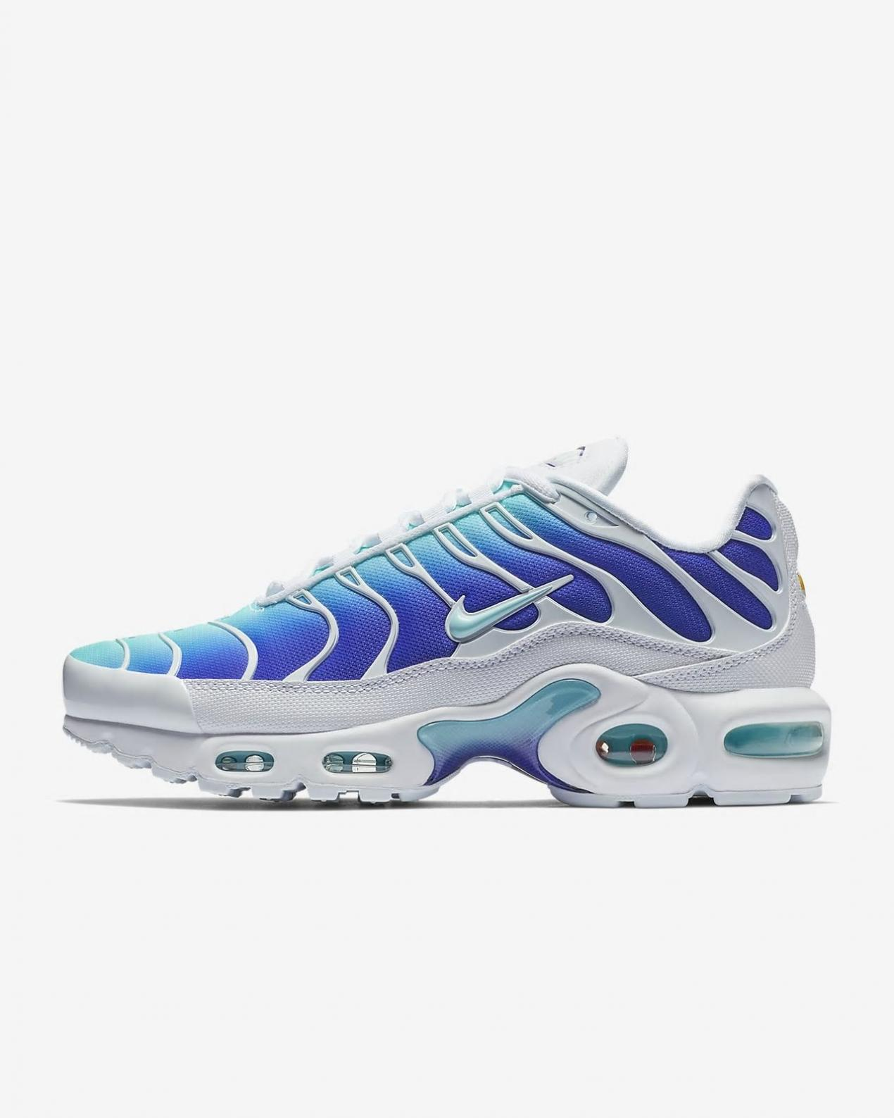 air max plus donna nere